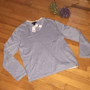 BNWT Lightweight V-Neck Sweater